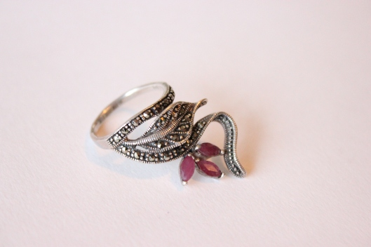 Antique Filigree Ring